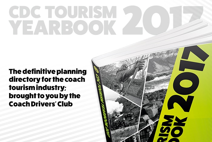 CDC Coach Tourism Yearbook