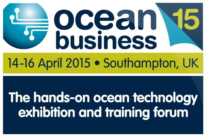 Ocean Business 2015