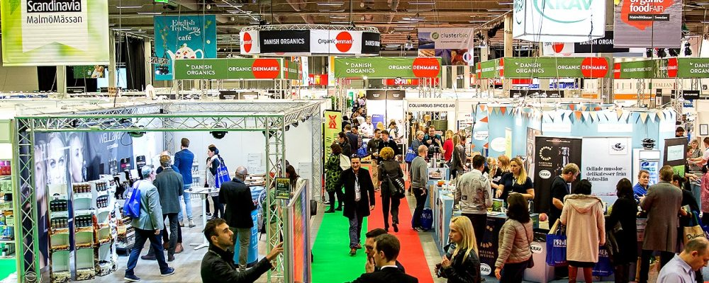 Eco Life Scandinavia and the Nordic Organic Food Fair